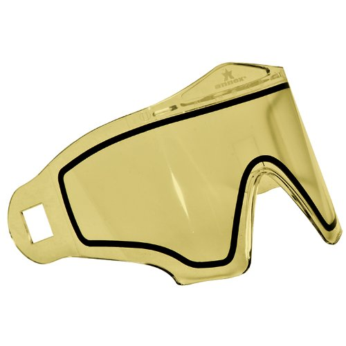 ANNEX Airsoft Goggle 1 ANNEX Valken Paintball MI Series Goggle Replacement Lens - Thermal - Yellow