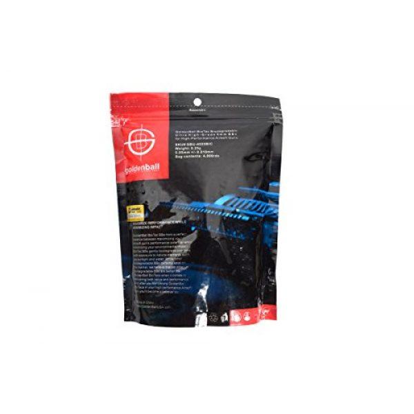 GoldenBall Airsoft BB 1 GoldenBall 0.20g Biodegradable Seamless BBS - 5000rd Bag