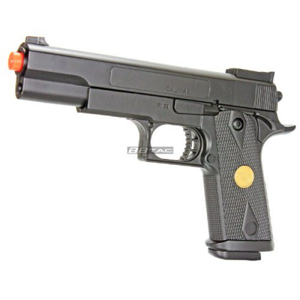 BBTac Airsoft Pistol 4 bbtac p169 airsoft 260 fps spring pistol with functional safety and reinforced trigger(Airsoft Gun)
