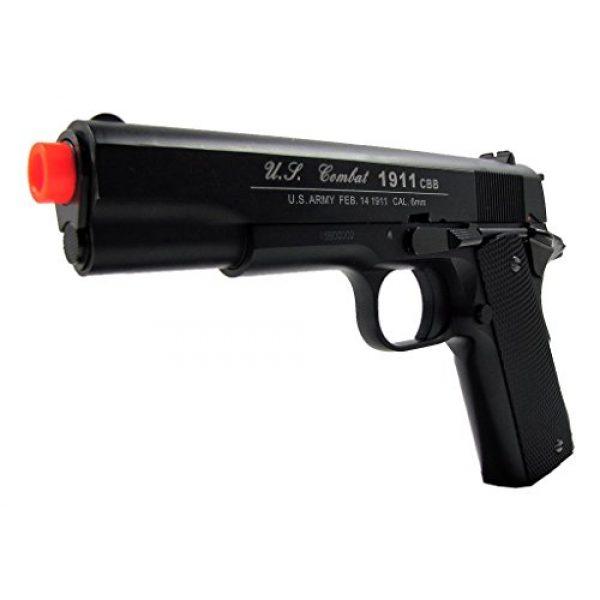 WG Airsoft Pistol 4 wg model-4613 full metal 1911 co2 blowback(Airsoft Gun)