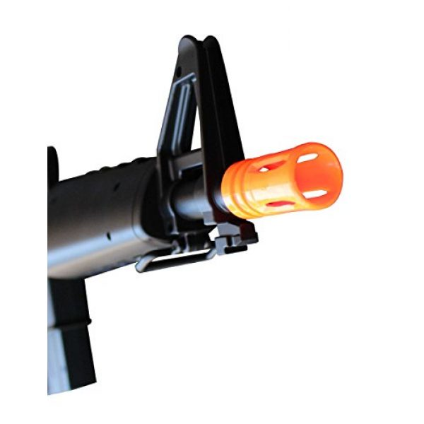 Double Eagle Airsoft Rifle 4 Double Eagle M308 Airsoft Spring Rifle Spring Powered Airsoft Gun