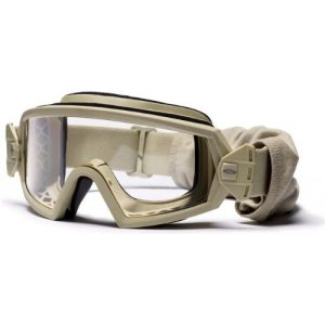 Smith Optics Elite Airsoft Goggle 1 Smith Optics Outside The Wire Goggle Deluxe Kit with Clear