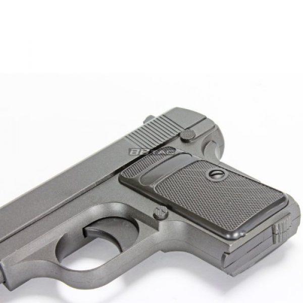 BBTac Airsoft Pistol 5 bbtac g1 airsoft full metal slide and body ultra subcompact 6-inch pocket pistol 215 fps gun(Airsoft Gun)