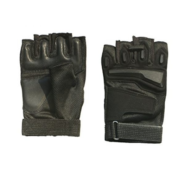 Campstoor Airsoft Glove 3 Campstoor Tactical Half Finger Gloves for Cycling Motorcycle Workout Hiking Camping Powersports Airsoft Paintball