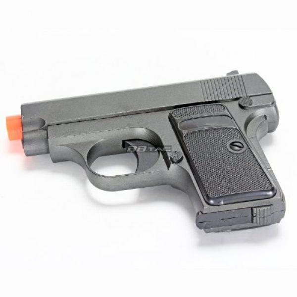 BBTac Airsoft Pistol 3 bbtac g1 airsoft full metal slide and body ultra subcompact 6-inch pocket pistol 215 fps gun(Airsoft Gun)