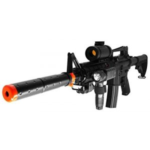 AEG Airsoft Rifle 1 AEG M83 M4A1 M16 Airsoft Gun Carbine Airsoft Rifle Electric