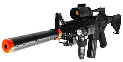 AEG  1 AEG M83 M4A1 M16 Airsoft Gun Carbine Airsoft Rifle Electric