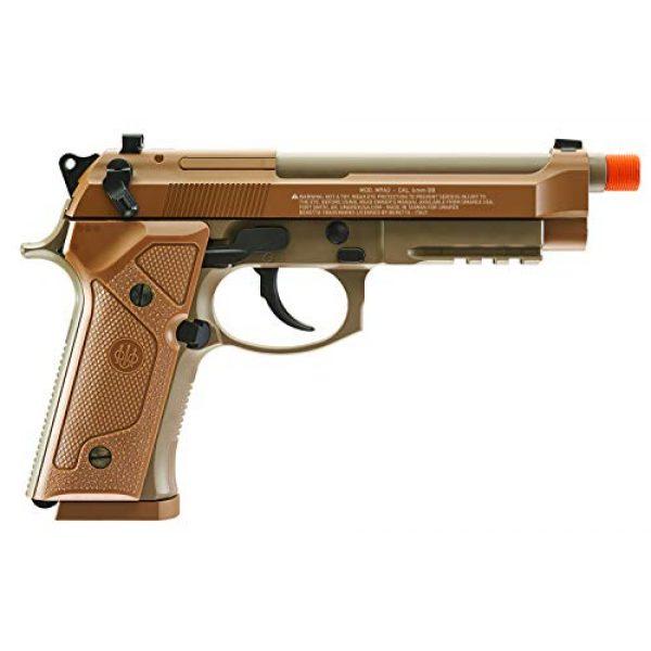 Umarex Airsoft Pistol 3 Umarex Elite Force 2274310 Beretta M9A3 Blowback - FDE 6 mm BB, One Size