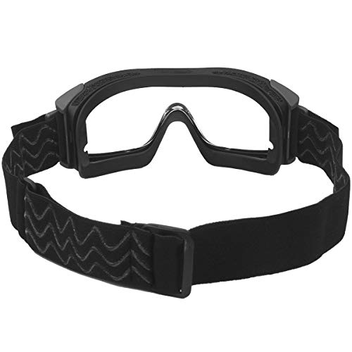 Bolle Airsoft Goggle 3 Bolle Tactical X1000 Goggles