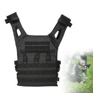 KPfaster Airsoft Tactical Vest 1 KPfaster Tactical Vest Airsoft Modular Plate Carrier JPC Military Paintball Combat Assault Vest