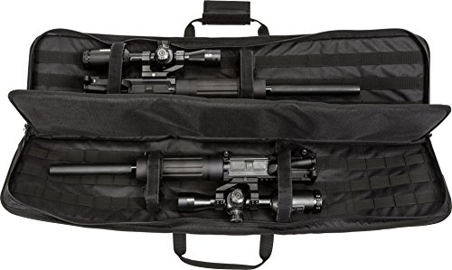 Uncle Mike's Airsoft Gun Case 2 Uncle Mike's Tactical Upper Case
