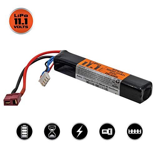 Valken Airsoft Battery 1 Valken Airsoft Battery - LiPo 11.1V 1000mAh 30c Stick Style(Dean)