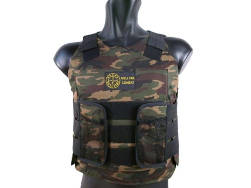 BBTac  1 BBTac Airsoft Protection Vest