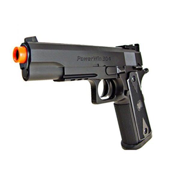 WG Airsoft Pistol 2 500 fps new wg airsoft 1911 non blowback gas co2 hand gun pistol w/ 6mm bb bbs(Airsoft Gun)