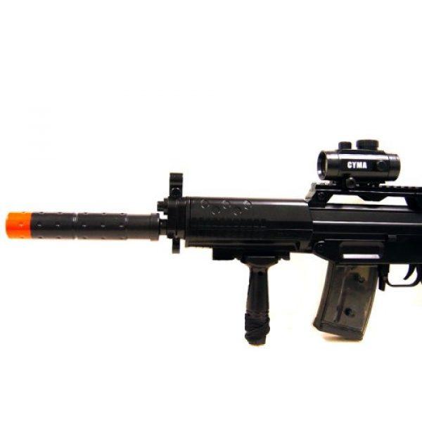 CYMA Airsoft Rifle 5 CYMA Navy Seal Assault Rifle SG 552 Airsoft Electric Gun