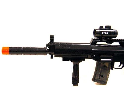 CYMA  5 CYMA Navy Seal Assault Rifle SG 552 Airsoft Electric Gun