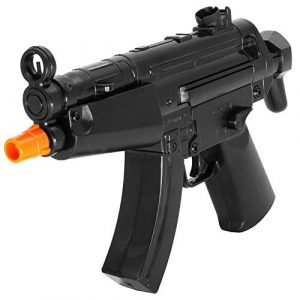 HFC  1 HFC Mini MP5 AEG Automatic SMG Electric Airsoft Pistol - HB-102 -