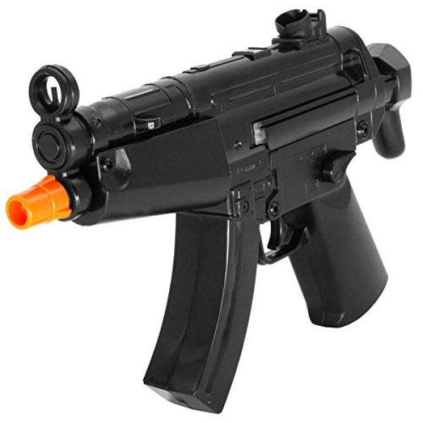 HFC Airsoft Mini AEG Rifle 1 HFC Mini MP5 AEG Automatic SMG Electric Airsoft Pistol - HB-102 -