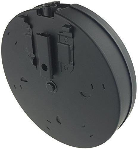 SportPro  3 SportPro CYMA 450 Round Metal Drum Magazine for AEG Thompson M1A1 Airsoft - Black