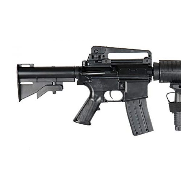 UK Airsoft Rifle 4 UK ARMS P1158CA Spring Airsoft Rifle M4A1 Carbine M4 AR15 AR-15 Assault Rifle