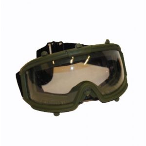 UKARMS Airsoft Goggle 1 UKARMS 2605M Full Seal Airsoft Safety Goggles (Green)