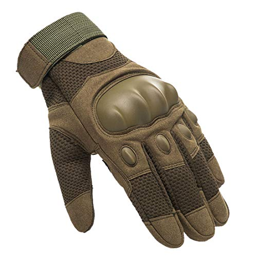 YUNLONG Airsoft Glove 3 YUNLONG Military Hard Knuckle Tactical Gloves Army Airsoft Paintball Sport Motorcycle Cycling Climbing Hiking Hunting Gloves