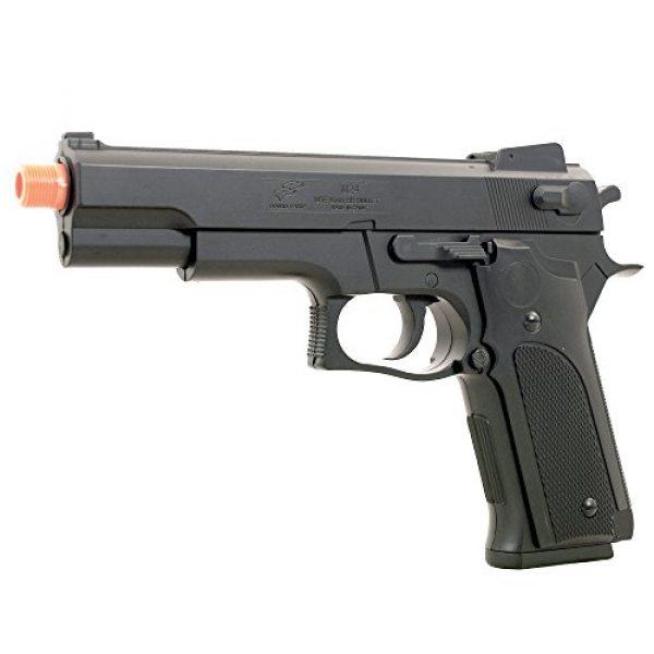 BBTac Airsoft Pistol 1 BBTac M24 Airsoft 300 Fps Spring Pistol Airsoft Gun with Detachable Clip