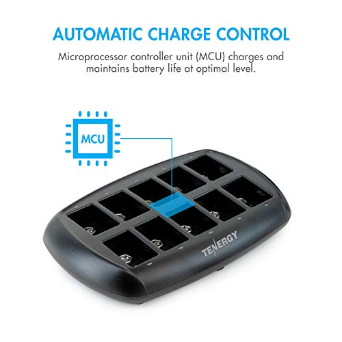 Rechargeable 9V Cell Charger