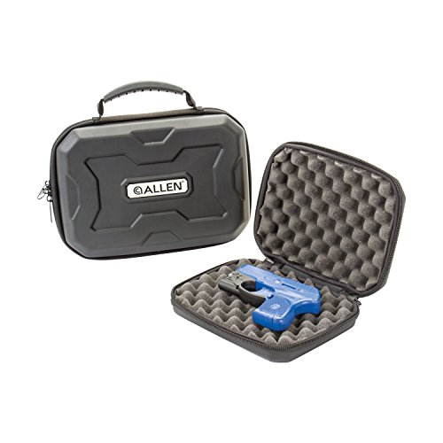 Allen Company  7 Allen Exo Soft Molded Handgun Case