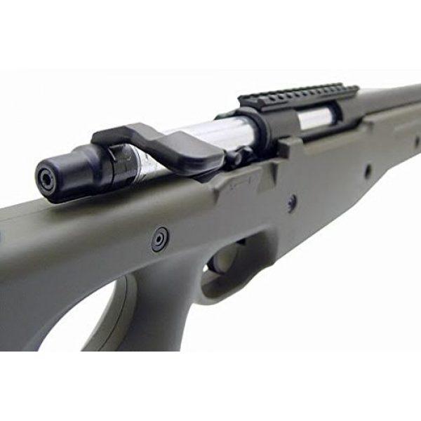 AGM Airsoft Rifle 5 AGM L96 AWP Spring Airsoft Sniper Gun OD