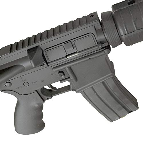 MetalTac Airsoft Rifle 2 MetalTac CYMA CM013 Electric Airsoft Gun RAS with Polymer Body
