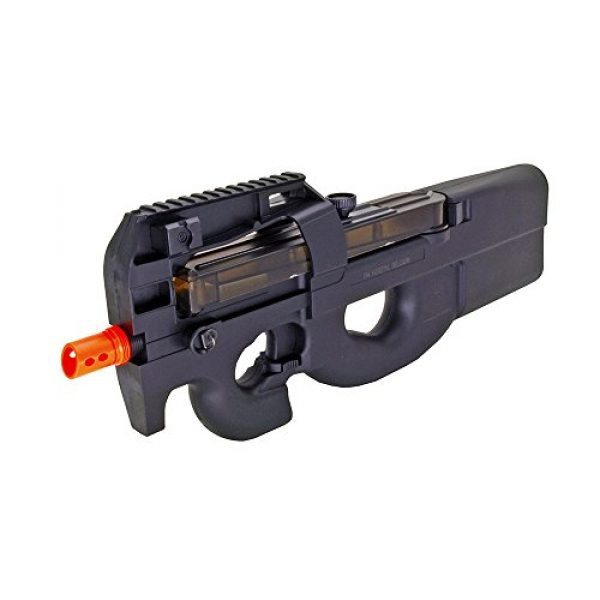 Palco Sports Airsoft Rifle 2 Palco Sports 200940 Herstal FN P90 AEG Electric Airsoft Rifle, Black
