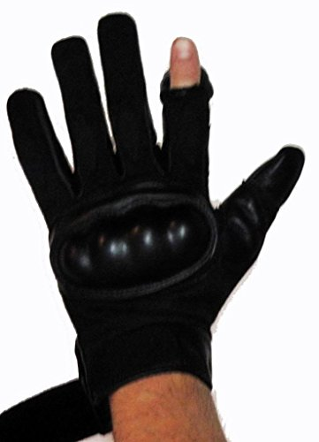 Mafoose Airsoft Glove 4 Mafoose Tactical Military Soldier Hard Knuckle SWAT Paintball Airsoft Combat Gloves