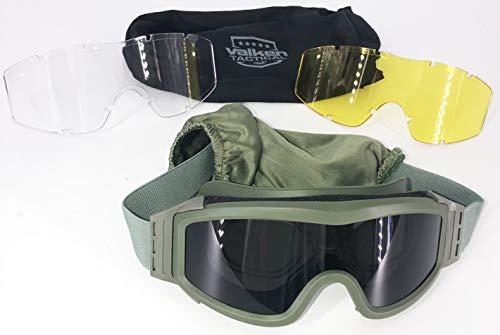 Valken Airsoft Goggle 2 Valken Airsoft Tango Goggles