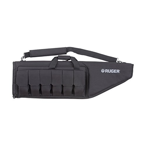 Allen Company Airsoft Gun Case 1 Ruger Raid Side Entry Tactical Rifle Case