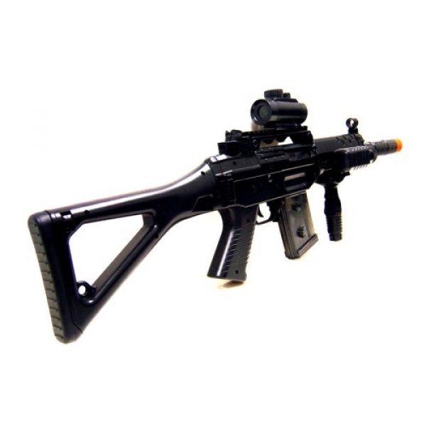CYMA Airsoft Rifle 4 CYMA Navy Seal Assault Rifle SG 552 Airsoft Electric Gun