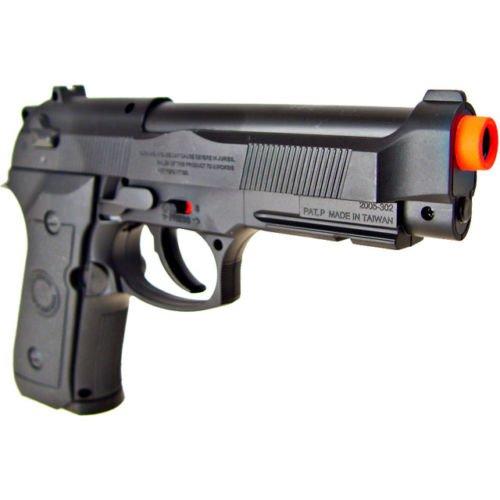 WG Airsoft Pistol 3 500 fps new wg airsoft m9 beretta ris gas co2 hand gun pistol w/ 6mm bb bbs(Airsoft Gun)