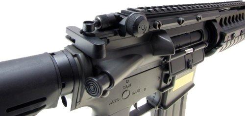 Jing Gong (JG)  5 JG m4a1 s-system aeg electric airsoft gun - black(Airsoft Gun)