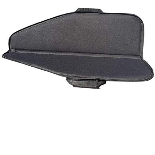 "Galati Gear Airsoft Gun Case 3 Galati Gear 30"" DCN Rifle Case with External Mag Pockets - Black"