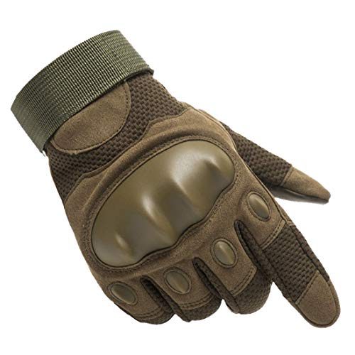 YUNLONG Airsoft Glove 2 YUNLONG Military Hard Knuckle Tactical Gloves Army Airsoft Paintball Sport Motorcycle Cycling Climbing Hiking Hunting Gloves