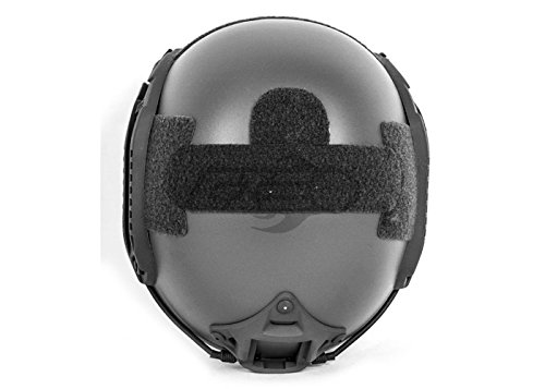 Lancer Tactical Airsoft Goggle 6 Lancer Tactical CA-726B FAST Helmet MH Type Custom Color (Black)