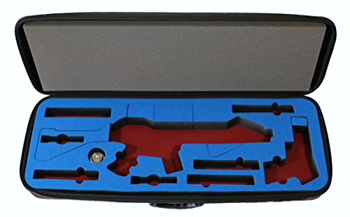 Peak Case Airsoft Gun Case 1 Peak Case CZ Scorpion w/Flash Can Ultralight Multi-Gun Case