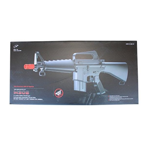 Double Eagle Airsoft Rifle 5 Double Eagle M308 Airsoft Spring Rifle Spring Powered Airsoft Gun