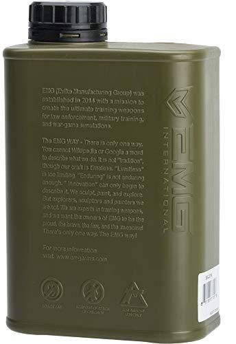 Evike Airsoft BB 2 Evike EMG International Match Grade 6mm Airsoft BBS - 5000 Rounds - Standard and Bio Options