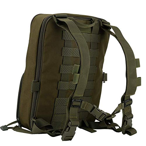 Kayheng Airsoft Tactical Vest 7 Kayheng Tactical Vest Airsoft Ammo Chest Rig 5.56 9mm Magazine Carrier with Molle Flatpack Backpack