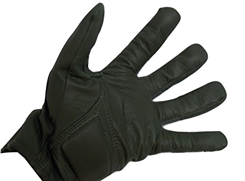 HWI Airsoft Glove 4 USGI ARMY COMBAT GLOVES TACTICAL SHOOTERS GLOVES (Large)
