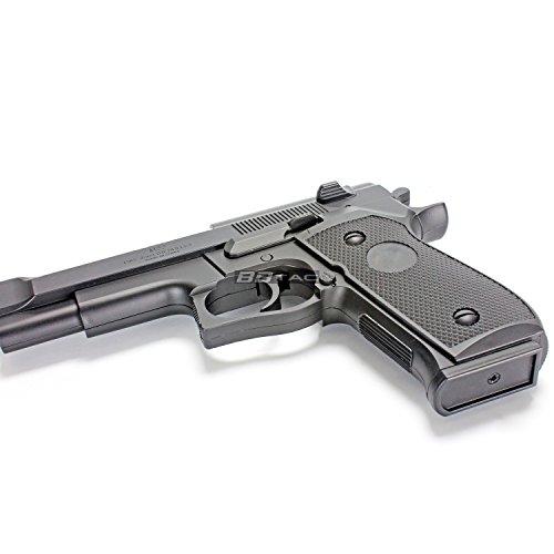 BBTac Airsoft Pistol 4 BBTac Airsoft Pistol BT-M22 Spring Loaded Gun Airsoft Handgun