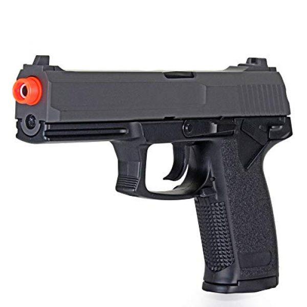 BBTac Airsoft Pistol 1 bbtac m23 airsoft gun mark23 spring airsoft pistol with warranty(Airsoft Gun)