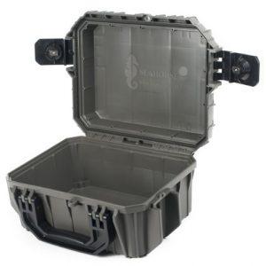 Seahorse Airsoft Gun Case 1 Seahorse SE430 Protective Case, (Gun Metal Gray)