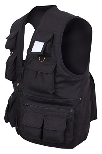Rothco Airsoft Tactical Vest 3 Rothco Uncle Milty Travel Vest